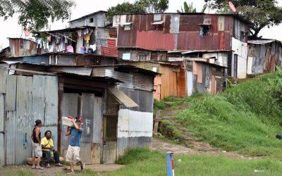 Aumento de pobreza